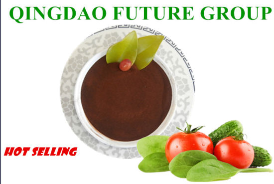 100% Natural Organic Certificated Fulvic Acid Fertilzers pictures & photos