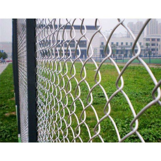 Best Price Wholesale PVC Coated Chain Link Fence for Sale