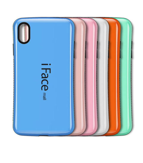 New Fashion Cute Cell Phone Case for iPhone6 Iface Mall, Iface Mall Case for iPhone 6 6plus pictures & photos