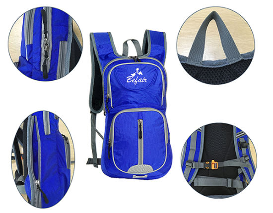 Sport Small Mens Hydration System Backpacks for Hiking (BH-NH-16024) pictures & photos