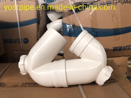 China PVC Pipe Sizes Drinking Water PVC Pipe with PVC