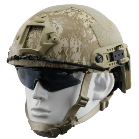 235d0181495d2 Classical Military Tactical Carbon-Fibre Antio-Bounce Outdoor Training  Travelling Anti-Bullet Head-Protection Helmet Equipment