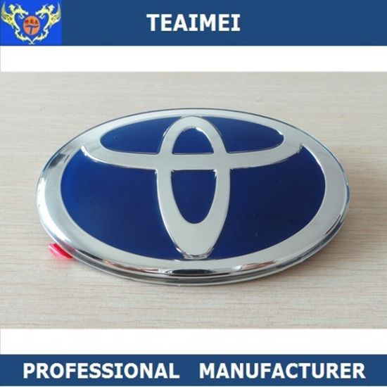 Car Logo ABS Chrome Custom Car Badges Emblems