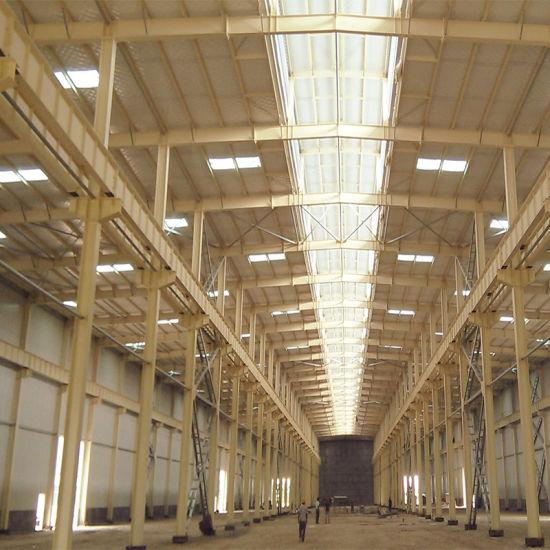 Car Parking/Garage Prefab Metal Light Steel Structure