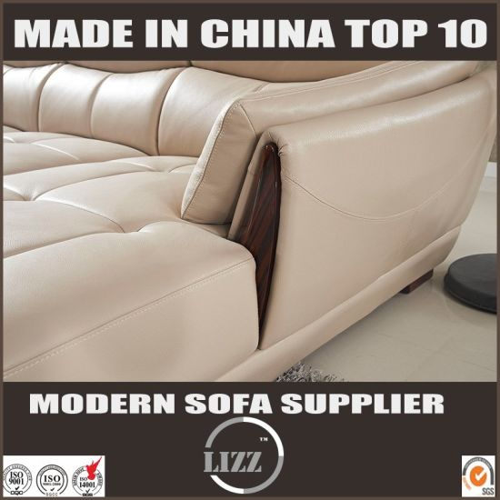 Miraculous China Cheap White Leather Sectional Living Room Sofa China Caraccident5 Cool Chair Designs And Ideas Caraccident5Info