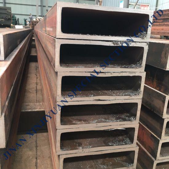 Steel Pipe Rectangular Iron Pipe Black Iron Square Tube