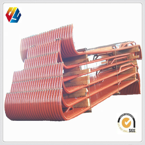 Heat Loss/Insulation Costs Reduction Water Wall Membrane for  Cogeneration Power Plant