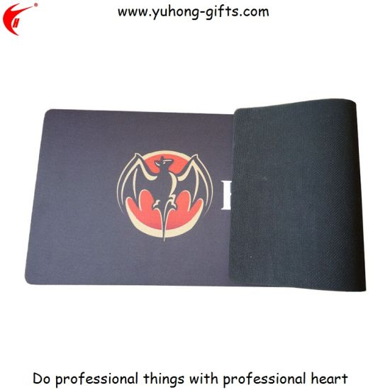 2016 New Promotion Drink Non Woven Fabric Bar Mats (YH-BM020) pictures & photos