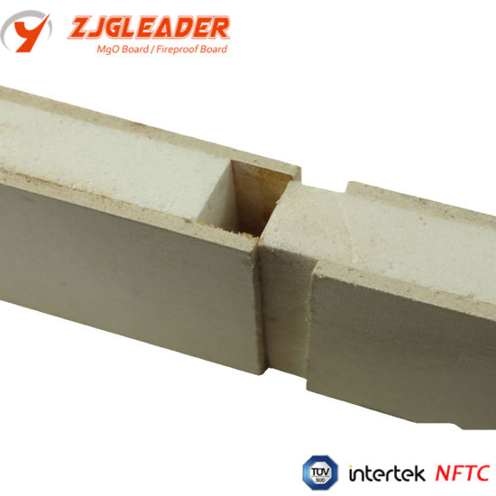 China Mgo Sandwich Panel With Tongue