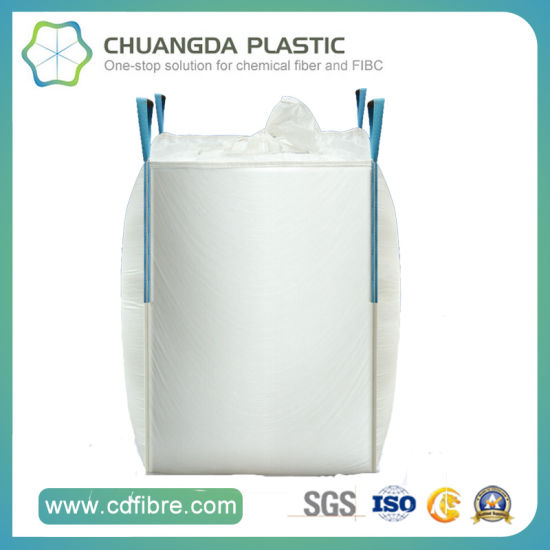 Big Jumbo Bulk PP Woven Ton Bag with Side-Seam Loops pictures & photos