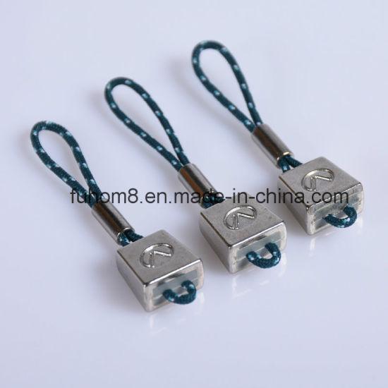 Custom H-Quality Metal Zipper Puller for Garment