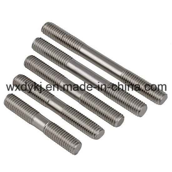 Stainless Steel Half Thread Threaded Rod Stud Bolt