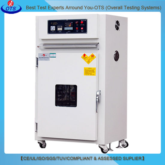 Electronics Envirnoment Lab High Temperature Vertical Vacuum Drying Oven