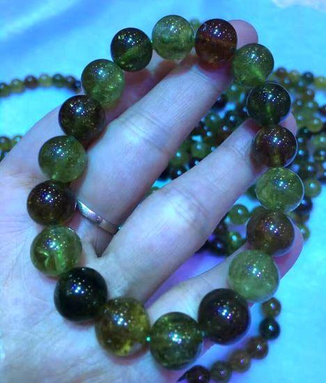 Natural Tiger Eye Stone Round Spacer Loose Beads Gemstone Fashion Craft Jewelry