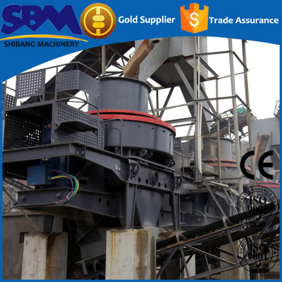 Sbm Silica Sand Making Machine, Composite Crusher pictures & photos
