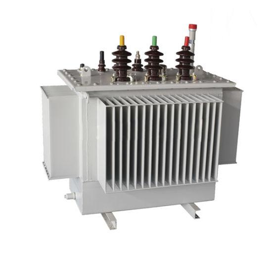 -S11-M-30 Series 35kv Oil Immersed Distribution Voltage Power Transformer