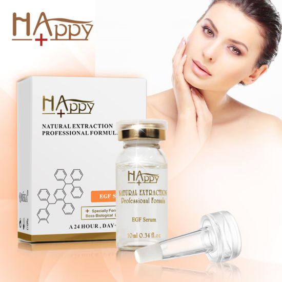 New Product Pure Natural Happy+ Anti Wrinkle EGF Serum pictures & photos