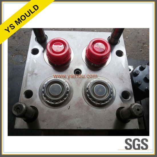 Automatic Plastic Injection Cap Mould pictures & photos