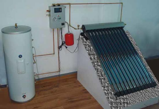 Split Solar Water Heater (ZY-3)