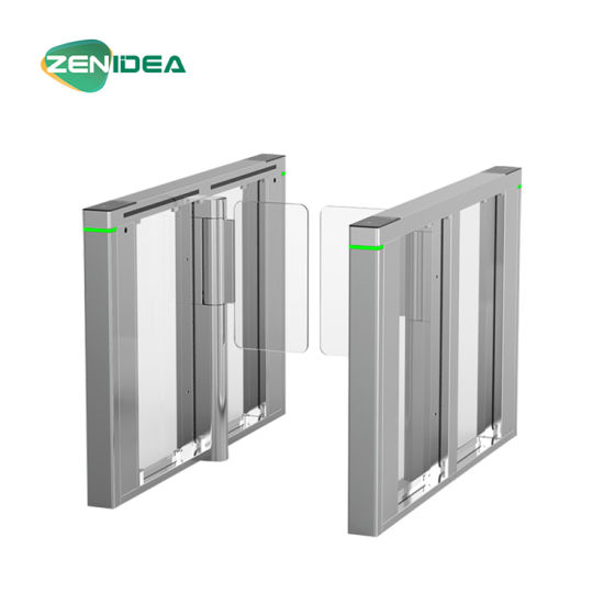 Fast Delivery Access Control Card Reader Turnstile Swing Speed Barrier Gate