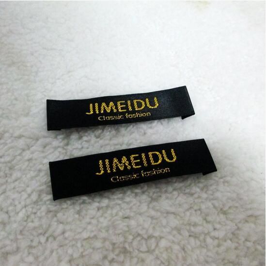 High Quality Woven Fabric Clothing Label for Garment