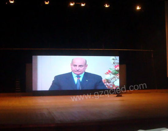 Indoor LED Video Display Screen for Grand Theater