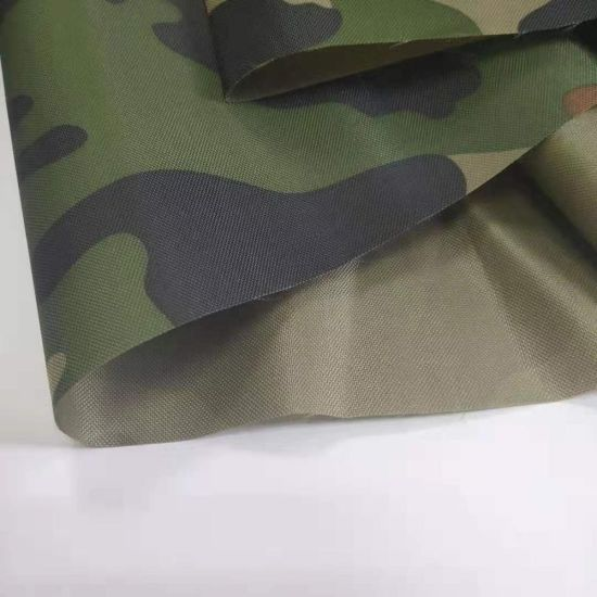 PVC Coating 100% Polyester 300d Oxford Fabric