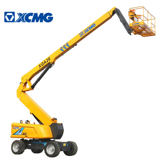 XCMG Official 26m Articulated Mobile Aerial Platform Xga26
