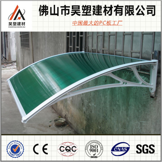PC Polycarbonate Canopy Sheet pictures & photos