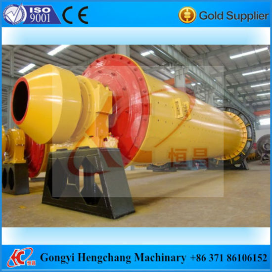 ISO Quality Gold Copper Ore Grinding Ball Mill Ymq Type pictures & photos