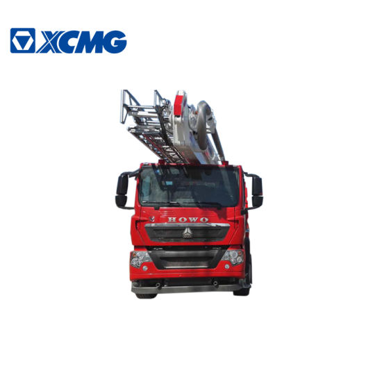 XCMG Factory Dg34m2 Brand New Aerial Platform Fire Fighting Truck