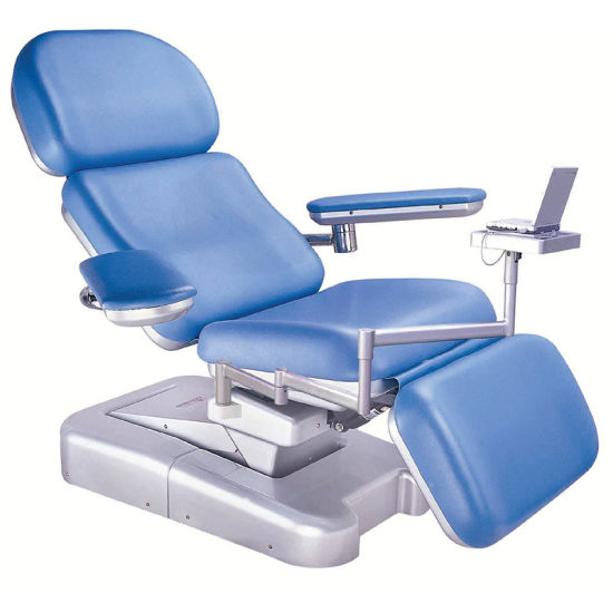 Foldable Blood Phlebotomy Chairs for Sale (CE/FDA/ISO) pictures & photos