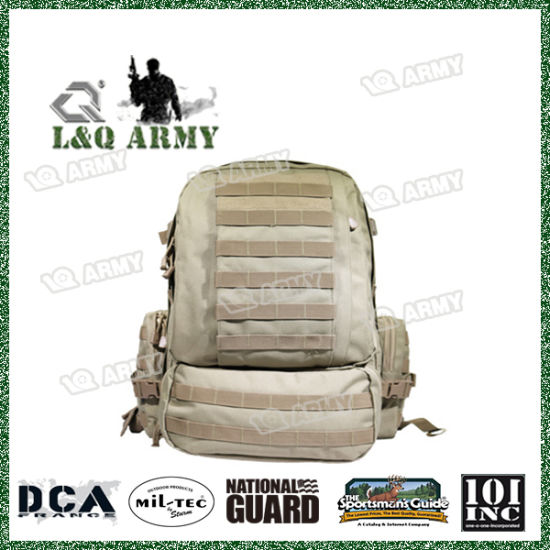China Hot Sale 3 Day Durable Expandable Backpack - China Tactical ... a802adc5b7