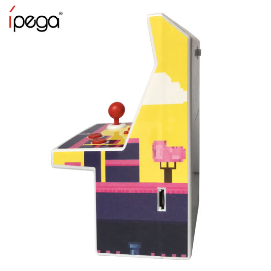 Ipega Mini Arcade Game Machine Pg-9093 with 16 Bit Games Player pictures & photos