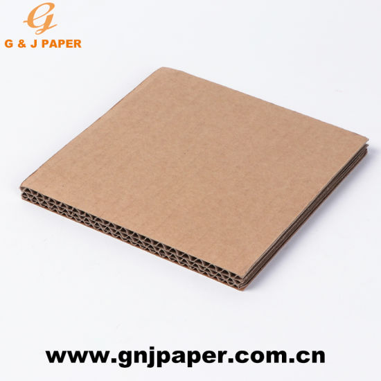 Uncoated Test Liner Fluting Medium Paper for Box Packaging