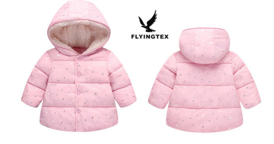 Gilrs Baby Winter Coat Jackets pictures & photos