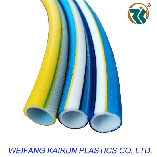 PVC Agriculture Irrigation Industrial Water Hose Pump Discharge Flexible Garden Hose