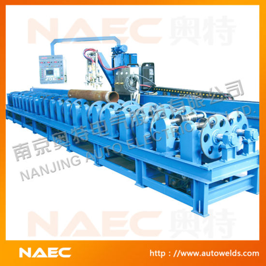 "Two-Axis CNC Flame/ Plasma Pipe Cutting/ Profiling Equipment 2-24"""