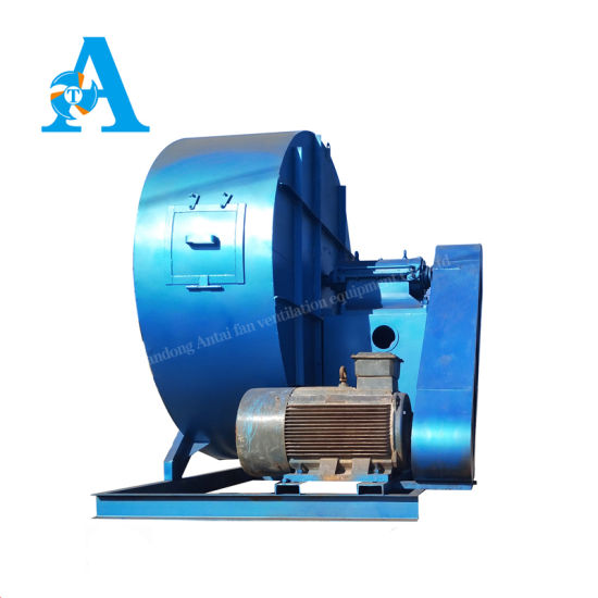 Centrifugal Hot Air Blower High Temperature Resistant Industrial Exhaust Fan From OEM