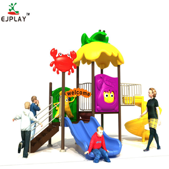 High Quality Outdoor Playground for Children Park (HC010)