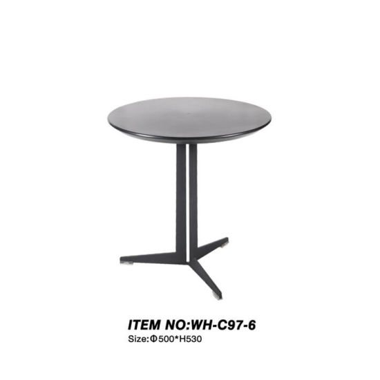 china iron round small tea tables for living room sofa center coffee