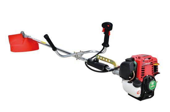 4 Stroke Gasoline Brush Cutter Gx35 Lawn Mower pictures & photos