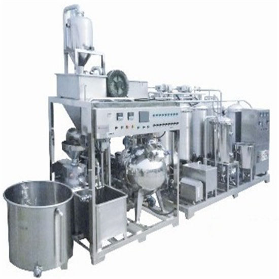 Large Capacity Almond Milk Processing Machine pictures & photos