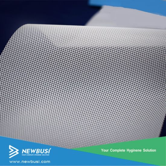 Wholesale Material Perforated PE Film for Sanitary Napkin or Panty Liner