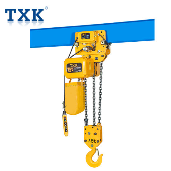 450 V 3 Phase 7 5 Ton Lifting Machinery Electric Winch