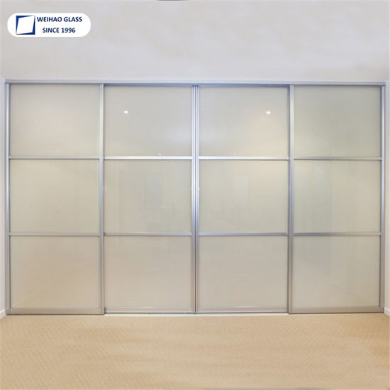Office Home Partition Wall Double Glazing Glass Hotsale