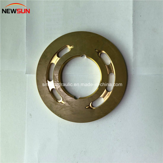 Wholesale Hydraulic Spare Parts of Valve Plate PC78ushm