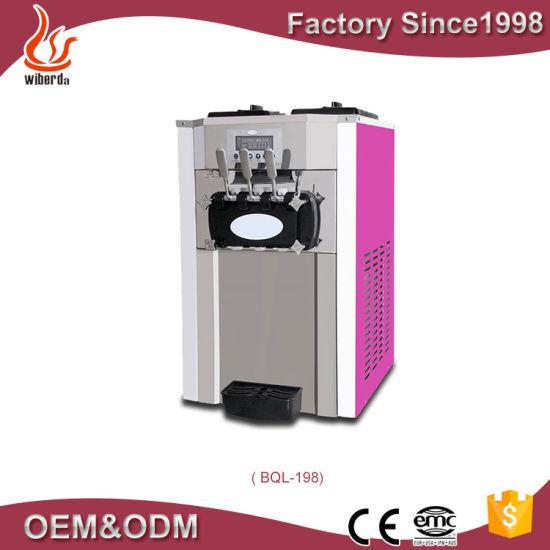 Ice Cream Freezer for Sale, Soft Ice Cream Machine, Ice Cream Making Machine