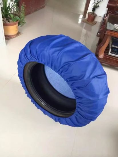 Waterproof PVC Spare Car Tire Cover, Auto Spare Tire Cover