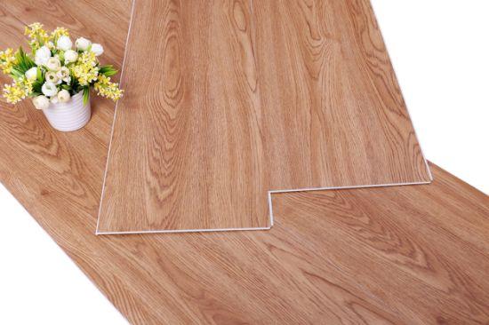 Unilin Click Lock Spc Floor PVC Plastic Stone Laminated Spc Rigid Plank Floor